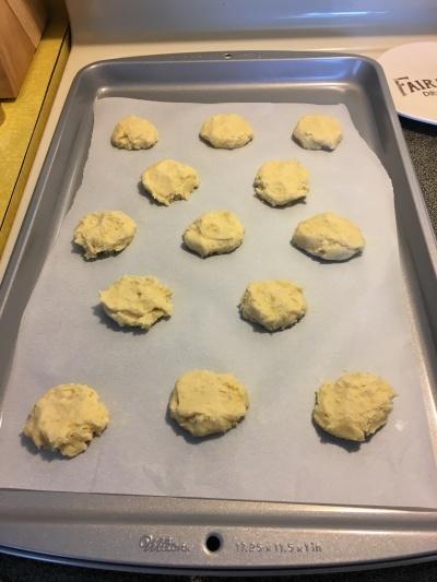 Glazed Lemon Cookies #1