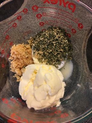 Homemade Freezer Garlic Bread #1